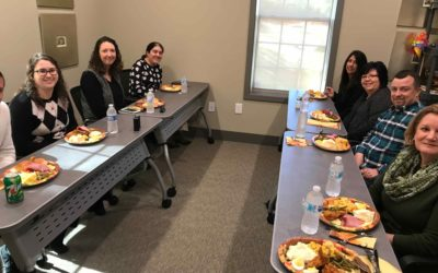 Thanksgiving comes early at the Qbix Centre