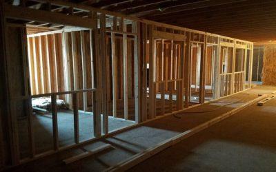 Qbix Centre Phase II Build Out Has Begun