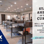 Coworking Spaces With Private Office Options_Qbix Centre